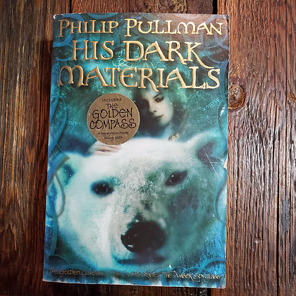 Pullman Philip : HIS DARK MATERIALS - Trilogy Softcover Book
