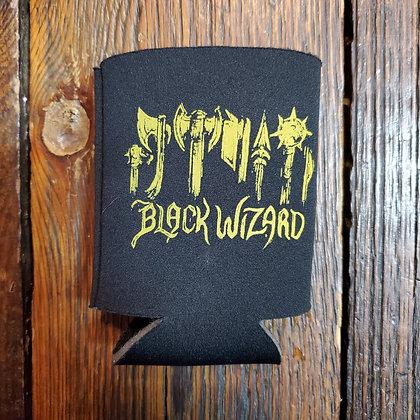 BLACK WIZARD Beer Cozy