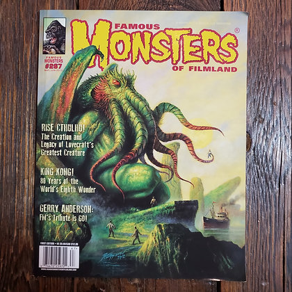 FAMOUS MONSTERS of Filmland Magazine #267