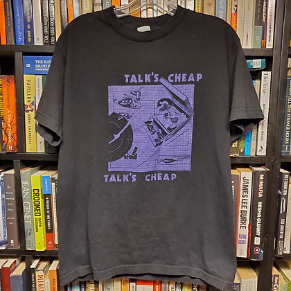 TALK'S CHEAP - Size Medium Shirt