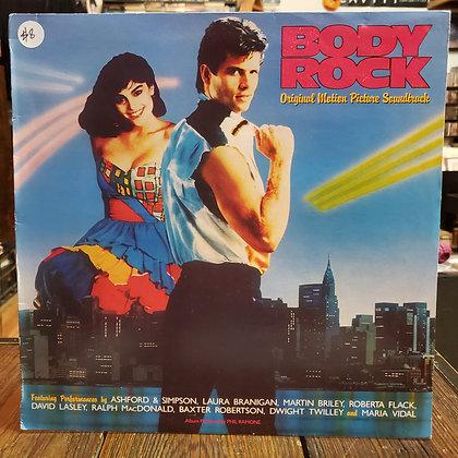 BODY ROCK Soundtrack • [Vinyl LP]