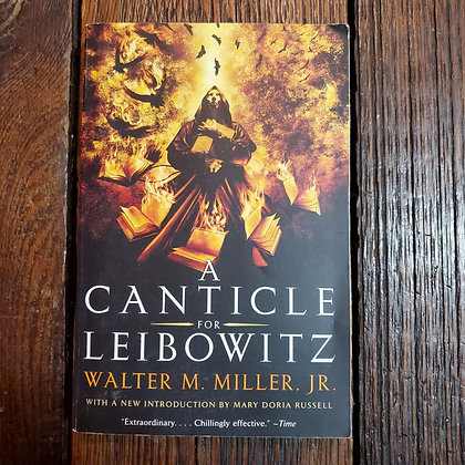 Miller JR, Walter M. - A CANTICLE FOR LEIBOWITZ (Softcover)