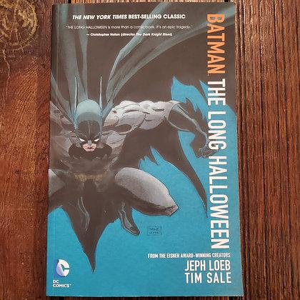 BATMAN The Long Halloween - Graphic Novel