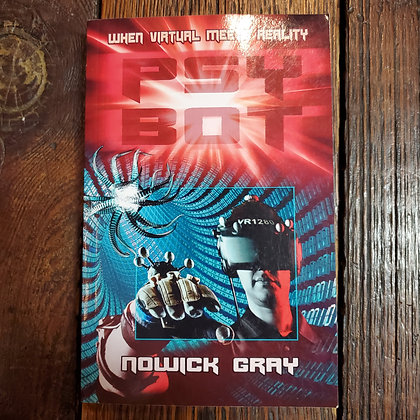 Gray, Nowick : PSY BOT - Softcover Book