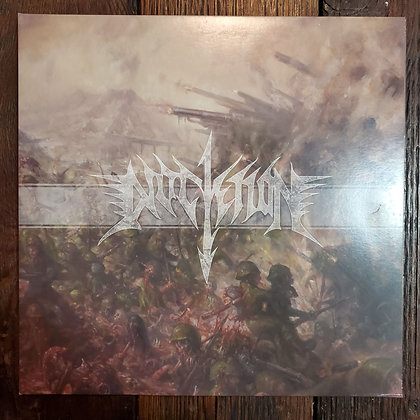DIOCLETIAN : War of All Against All - Vinyl LP (Small Inner Jacket Wear)