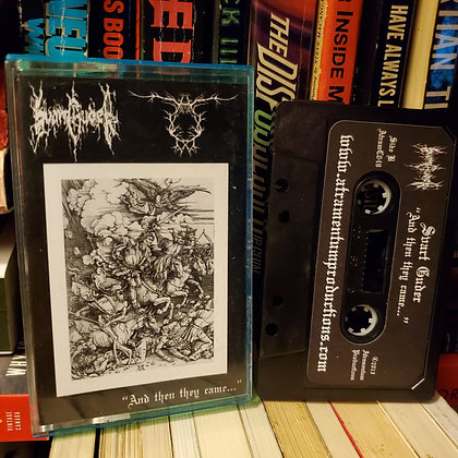 IT // SVART GUDER - And then they came... Tape