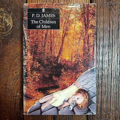 James, P. D. - THE CHILDREN OF MEN (Signed 1992 Hardcover)