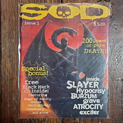 SOD Magazine #5