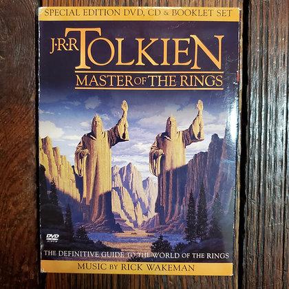 Tolkien, JRR - Master Of the Rings (DVD + CD)