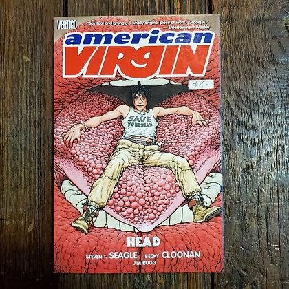 AMERICAN VIRGIN : Head - Graphic Novel #1