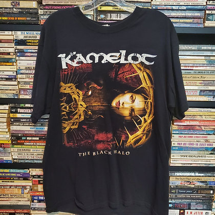 KAMELOT The Black Halo ( Large Shirt)