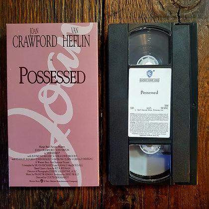 POSSESSED - VHS