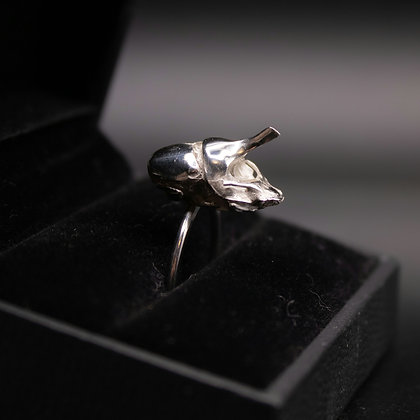 Beetle Ring by BRIX Fine Jewellery (Size 8)