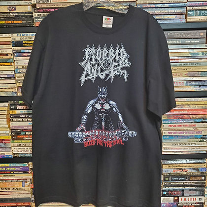 MORBID ANGEL Bleed For The Devil (XL Shirt)