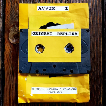 ORIGAMI REPLIKA // WALDRAND - Split Tape