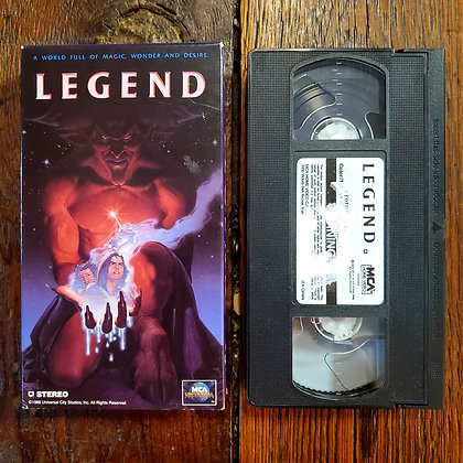 LEGEND - VHS