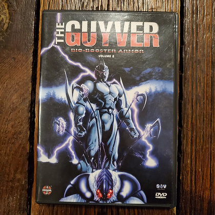 THE GUYVER Big Booster Armor Vol.2 - DVD (OUT OF PRINT)