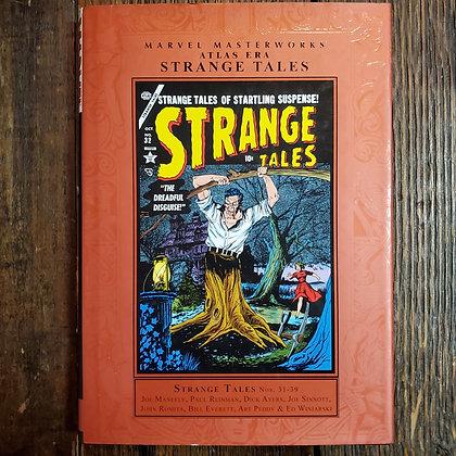 MARVEL MASTERPIECES : Atlas Era STRANGE TALES Volume #4 HARDCOVER