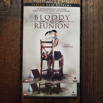 BLOODY REUNION - Tartan Asia Extreme DVD (with slip case)