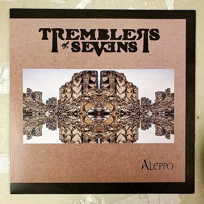 TREMBLERS OF SEVENS : Aleppo - NEW! Local Vinyl LP