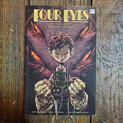 FOUR EYES Volume 1 - Graphic Novel