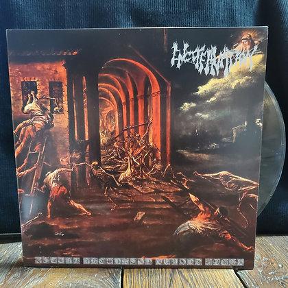 ENCOFFINATION : Ritual Ascension Beyond Flesh - Marble/Clear Vinyl 100 copies!