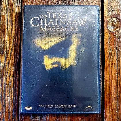 THE TEXAS CHAINSAW MASSACRE - DVD