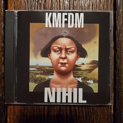 KMFDM : Nihil - CD