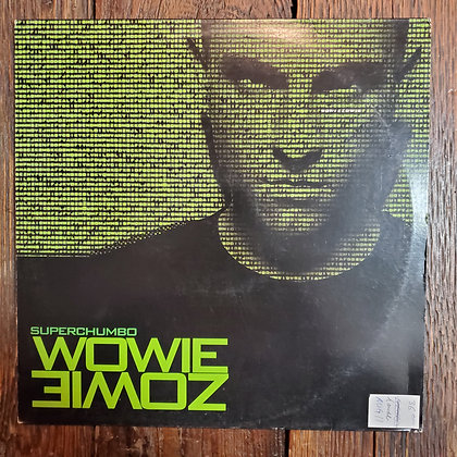 SUPERCHUMBO : Wowie Zowie - 2 x Vinyl LP