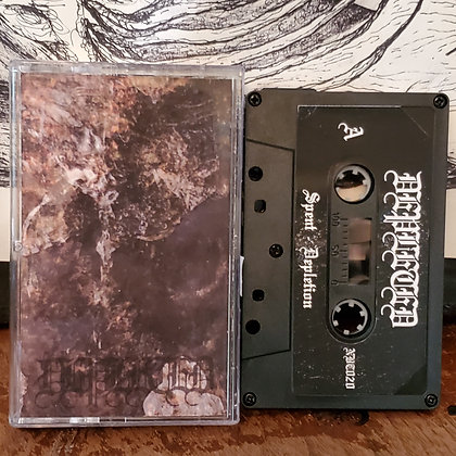 DEPLETED - Conjurations Of Void TAPE
