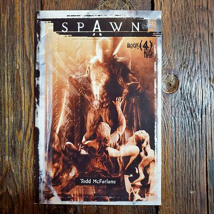 SPAWN Book 4 Graphic Novel