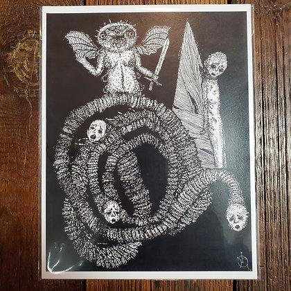 HEX OF HADES Print #2