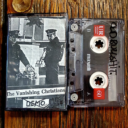 THE VANISHING CHRISTIANS - Cassette Tape