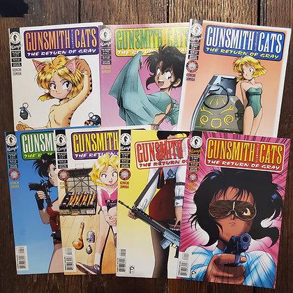 GUNSMITH CATS : The Return of Gray #1 - 7 - Reader Bundle Deal