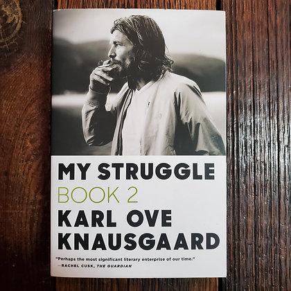 Knausgaard, Karl Ove : MY STRUGGLE Book 2 - Softcover