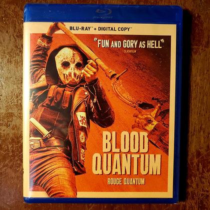 BLOOD QUANTUM - NEW 2020 Bluray
