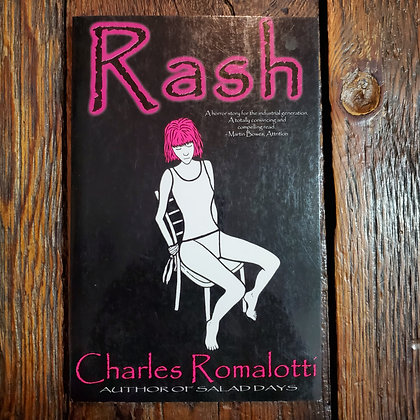 Romalotti, Charles : RASH - Softcover Book