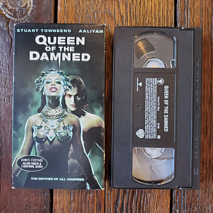 QUEEN OF THE DAMNED - VHS