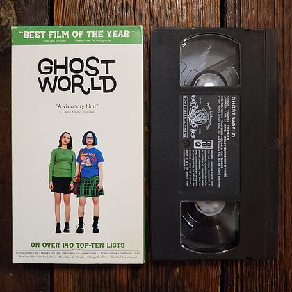 GHOST WORLD - VHS