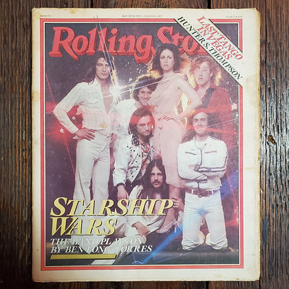 Vintage 1978 ROLLING STONE Magazine #265 - Hunter S. Thompson