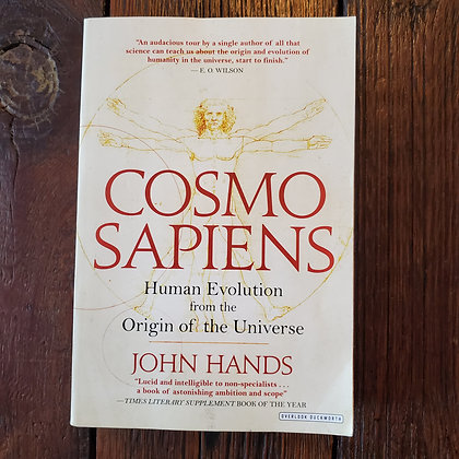 Hands, John : COSMO SAPIENS - Softcover Book