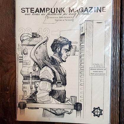 Rare - SteamPunk Magazine #4