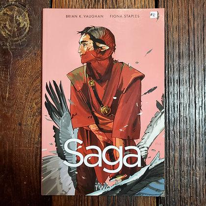 SAGA - Graphic Novel #2