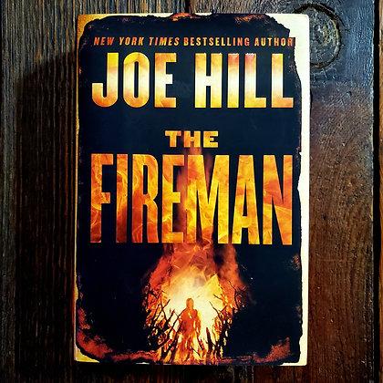 Hill, Joe : THE FIREMAN - Hardcover Book