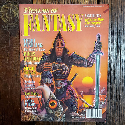 Realms of Fantasy Magazine (Vol. 1 - #2 1994)