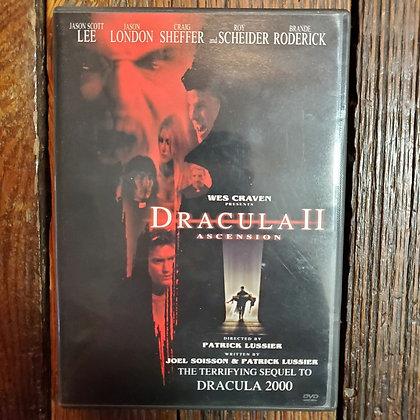 DRACULA 2 : ASCENSION - DVD