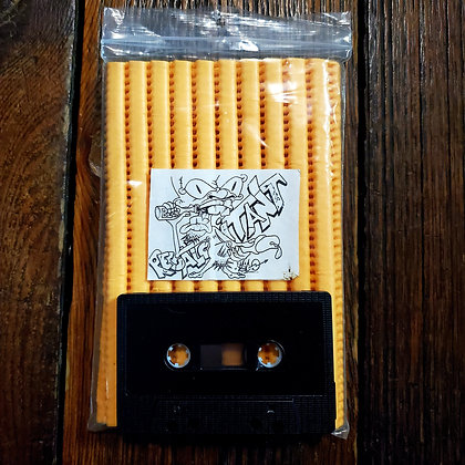 RECALCITRANT - Tape (1999 Netherlands)