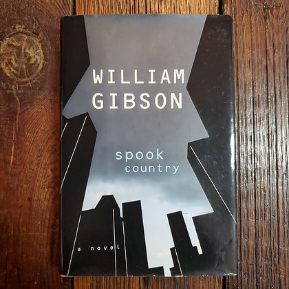 Gibson, William - SPOOK COUNTRY