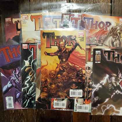 THOR Mega 12 Comic Book Pack! (Reader Condition)