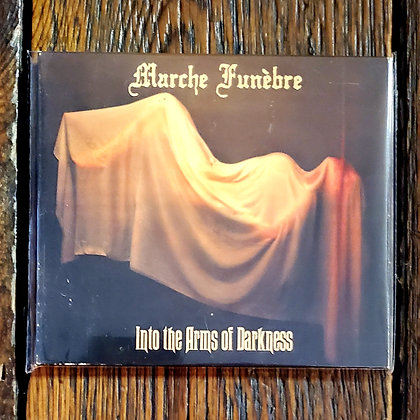 MARCHE FUNÈBRE : Into The Arms Of Darkness - CD [NEW! Hypnotic Dirge Records]